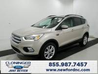 Used 2017 Ford Escape For Sale Hickory, NC | Gastonia | STKE15105
