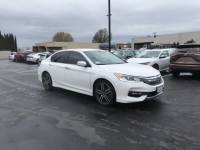 Used 2016 Honda Accord Sport w/Honda Sensing Sedan For Sale in Fairfield, CA
