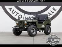 2018 Ice Bear PAZ125-1 ARMY JEEP