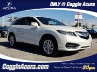 Pre-Owned 2016 Acura RDX RDX with Technology Package SUV in Jacksonville FL