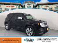 2015 Jeep Renegade Limited FWD Limited