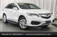 Certified Pre-Owned 2016 Acura RDX RDX AWD with Technology Package in Johnston