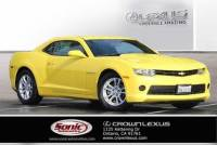Pre-Owned 2015 Chevrolet Camaro 2dr Cpe LS w/2LS