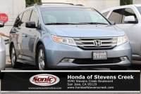 Pre-Owned 2012 Honda Odyssey Touring with DVD Rear Entertainment System and Navigation