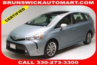 Certified Used 2015 Toyota Prius v Five in Brunswick, OH, near Cleveland