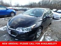 Used 2017 Chevrolet Cruze LS Sedan FWD for Sale in Stow, OH