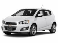 2015 Chevrolet Sonic LTZ Hatchback Front-wheel Drive