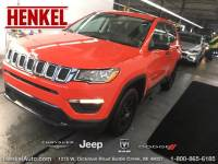 PRE-OWNED 2018 JEEP COMPASS SPORT 4X4 4WD