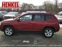 PRE-OWNED 2014 JEEP COMPASS LATITUDE 4X4 FOUR WHEEL DRIVE SUV