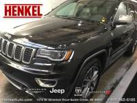 PRE-OWNED 2018 JEEP GRAND CHEROKEE LIMITED 4X4 4WD