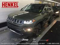 PRE-OWNED 2018 JEEP COMPASS LIMITED 4X4 4WD