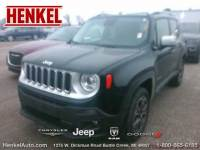PRE-OWNED 2017 JEEP RENEGADE LIMITED 4X4 4WD