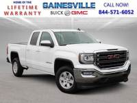 New 2018 GMC Sierra 1500 Double Cab Standard Box 2-Wheel Drive SLE SLE Value Package