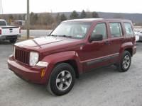 2008 Jeep Liberty 4WD 4dr Sport