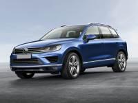 2016 Volkswagen Touareg VR6 Lux 4MOTION