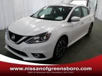 Pre-Owned 2019 Nissan Sentra SR Sedan in Greensboro NC