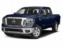 Pre-Owned 2017 Nissan Titan PRO-4X Truck Crew Cab in Greensboro NC