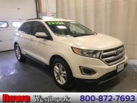 2015 Ford Edge SEL All Wheel Drive Florida Carfax! SUV 4 cyls