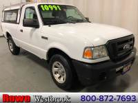 2011 Ford Ranger XL Truck 4 cyls