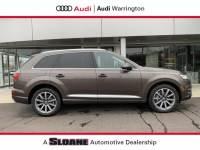 Certified Pre-Owned 2018 Audi Q7 2.0T Premium Plus SUV in Warrington, PA