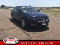 2018 Chevrolet Impala LT Sedan FWD