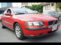 2002 Volvo S60 2.4 M 4dr Sdn Manual