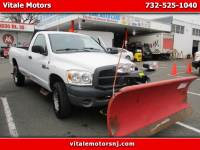 2008 Dodge Ram 2500 SNOW PLOW!!! 40K MILES V8