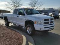 PRE-OWNED 2005 DODGE RAM 3500 LARAMIE 4WD