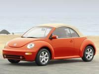 2004 Volkswagen New Beetle GLS Convertible