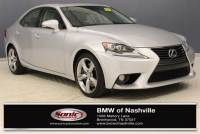Pre-Owned 2014 Lexus IS 350 4dr Sdn RWD