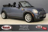 Pre-Owned 2010 MINI Cooper Convertible