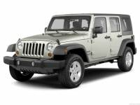 Used 2013 Jeep Wrangler Unlimited Sahara SUV for sale in Maumee, Ohio
