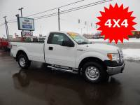 Pre-Owned 2011 Ford F-150 XL 4WD