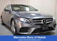 2017 Mercedes-Benz E-Class E 300 4MATIC Sedan in Natick, MA
