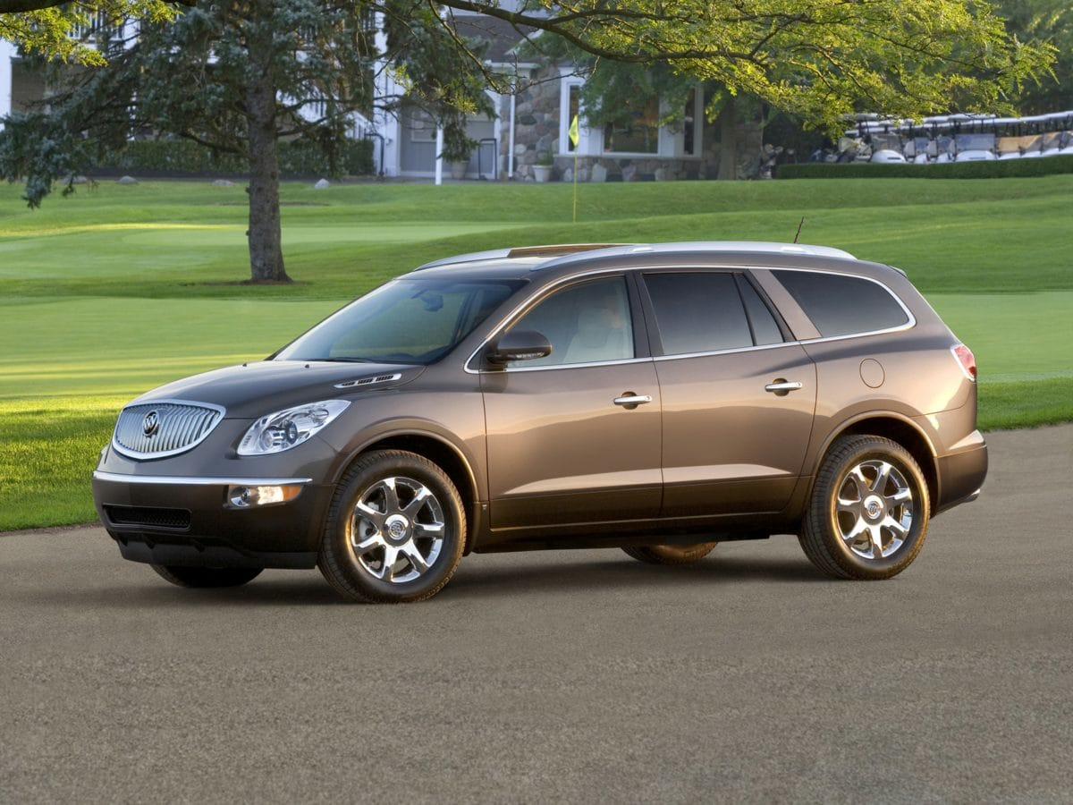 Photo Used 2012 Buick Enclave Premium Group For Sale  Wilmington NC