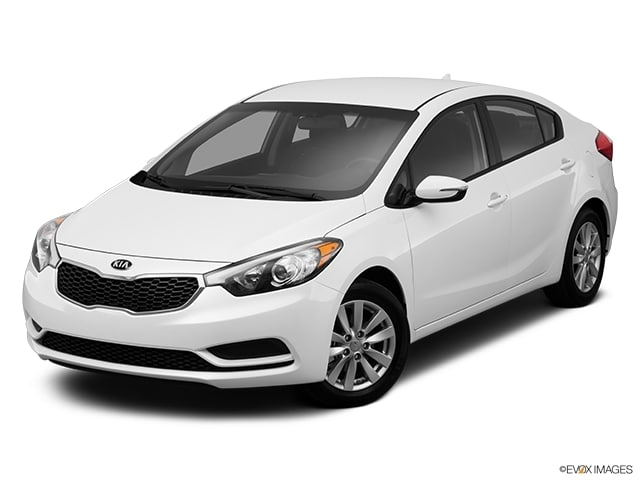 Photo Used 2014 Kia Forte LX Sedan 6A For Sale  Greenville SC  Serving Spartanburg, Greer, Anderson  Easley