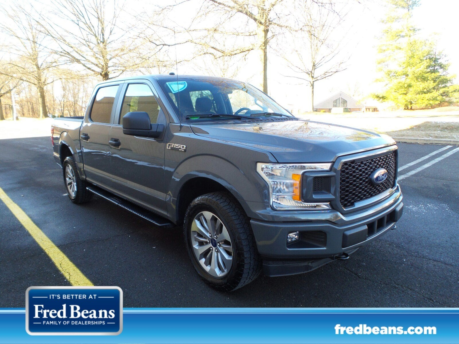 Photo Used 2018 Ford F-150 For Sale  Langhorne PA  1FTEW1EP9JFB19034