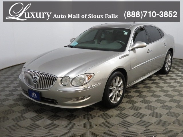 Photo Pre-Owned 2008 Buick LaCrosse Super Sedan for Sale in Sioux Falls near Brookings