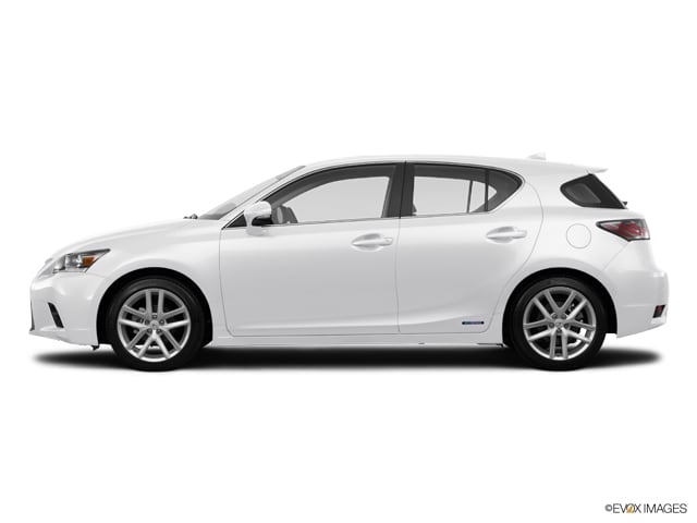 Photo Pre-Owned 2015 LEXUS CT 200h in Greensboro NC