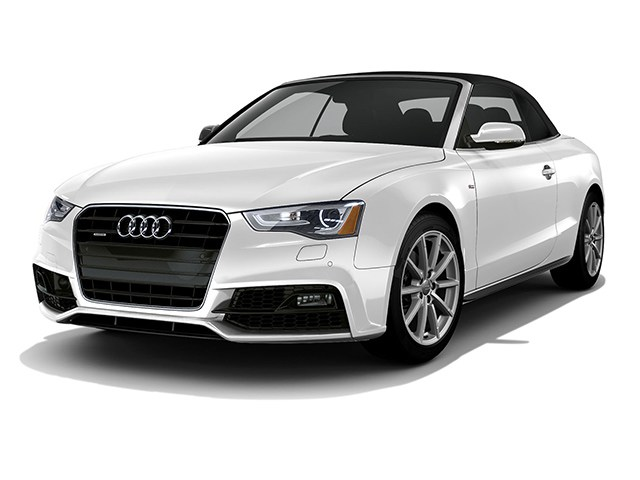 Photo Pre-Owned 2017 Audi A5 2.0T Sport Sport Cabriolet in DeLand FL