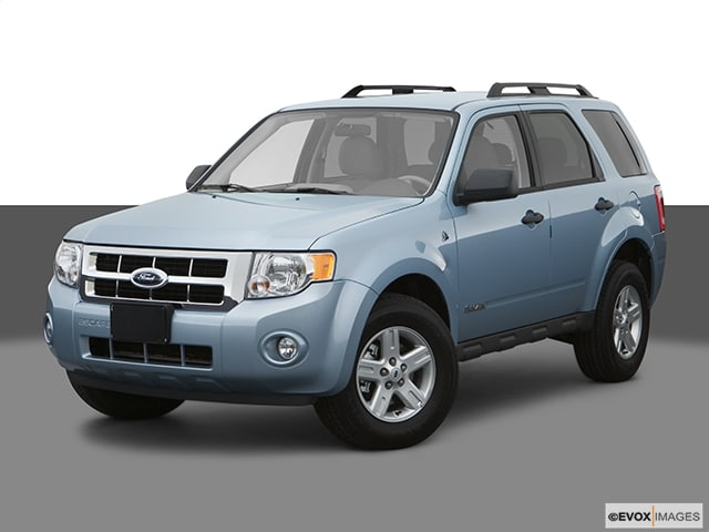 Photo Used 2008 Ford Escape Hybrid For Sale Streamwood, IL