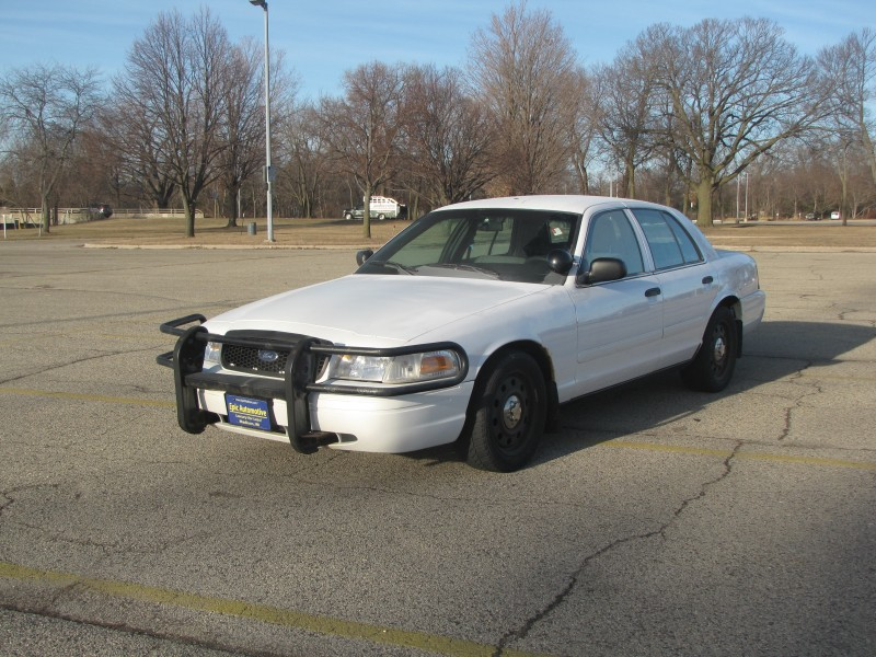 Photo 2008 Ford Crown Victoria Police Interceptor