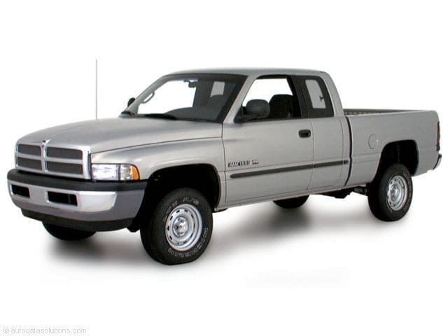 Photo Used 2000 Dodge Ram 1500 Truck Quad Cab in Fayetteville