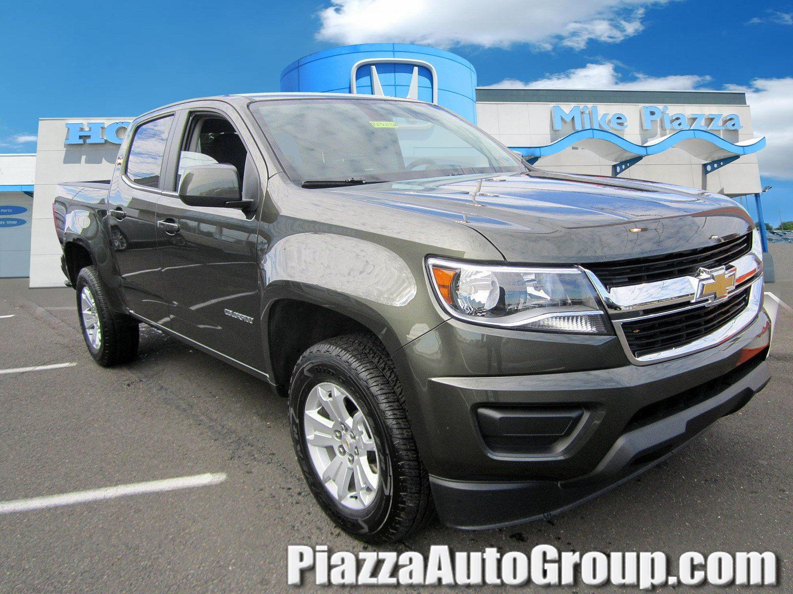 Photo Used 2018 Chevrolet Colorado 4WD LT in Springfield, PA