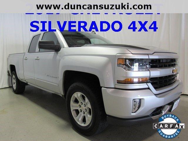 Photo Used 2017 Chevrolet Silverado 1500 For Sale at Duncan Suzuki  VIN 1GCVKREC5HZ209295