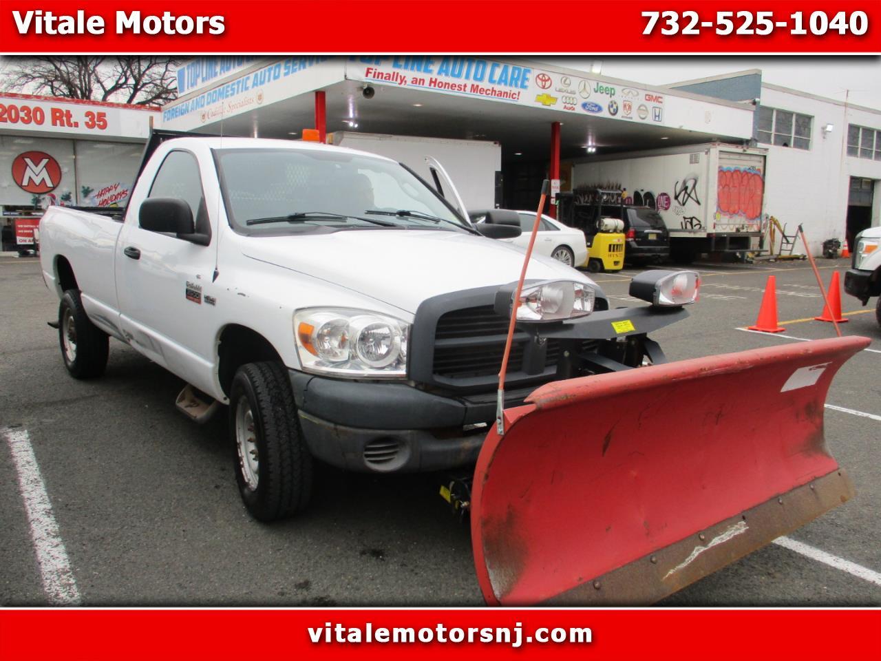 Photo 2008 Dodge Ram 2500 SNOW PLOW 40K MILES V8