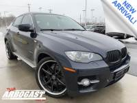 Pre-Owned 2012 BMW X6 xDrive50i With Navigation & AWD