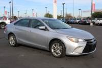 Pre-Owned 2016 Toyota Camry SE Sedan For Sale
