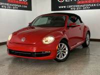 2014 Volkswagen Beetle Convertible CONVERTIBLE TDI HEATED SEATS BLUETOOTH KEYLESS ENTRY CRUISE CONT