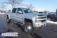 Pre-Owned 2016 Chevrolet Silverado 1500 Rocky Ridge LT Lifted Truck 4WD